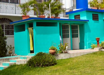 Casita Carolina Bathhouse